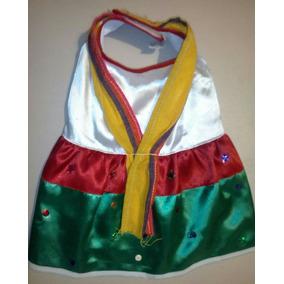 Vestido Tricolor Perrita Talla 2 Fiesta Patria 15 Septiembre