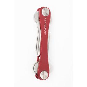 Chaveiro Keysmart Original Vermelho + Nota Fiscal