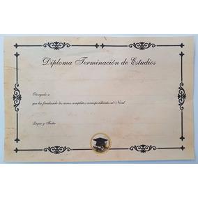 Diploma Para Egresados Primaria/secundaria