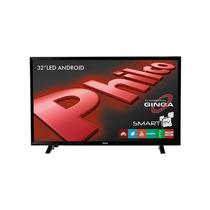 Smart Tv Android Led Ph32e20dsgwa Usb Função Info Philco