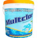 Cloro Orgânico Oxigenado Action Multclor Balde 10 Kg 4 Em 1