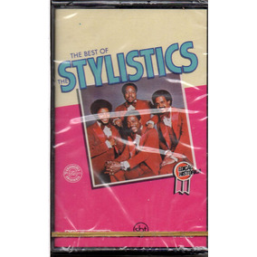 Fita K7 The Stylistics - The Best Of The Stylistics Sbt