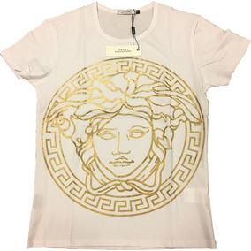 Remeras Versace Originales De Dama 100% Cotton Made In Italy