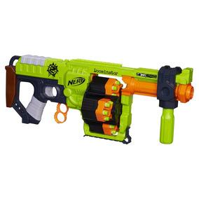 Nerf - Lançador Zombie Strike Doominator - Hasbro
