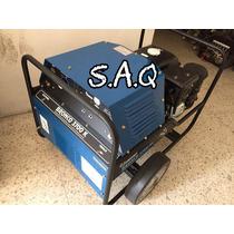Soldadora Infra / Maquina Soldar Gasolina Bronco 3700 Planta