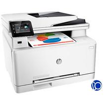 Impresora Hp M277dw Multifuncional Láser A Color M277dw
