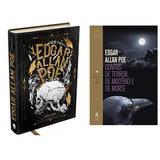 Edgar Allan Poe Medo Clássico + Contos De Terror De Mistério