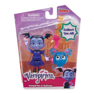Figura Vampirina Y Sus Amigos Con Accesorios