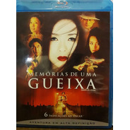 Blu-ray - Memórias De Uma Gueixa