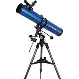 Telescopio Meade Polaris Reflector 114 Mm Montura Ecuatorial
