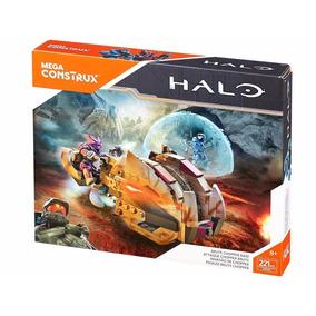Mega Construx Halo Brute Chopper Raid 221 Piezas