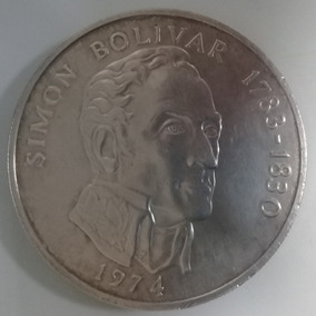 Moeda Do Panamá 20 Balboas De Prata 1974