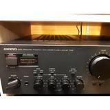 Amplificador Onkyo A-817rx Ii Sansui Pioneer Technics