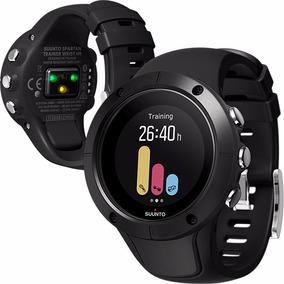 Relógio Gps Monitor Cardíco Pulso Suunto Spartan Trainer