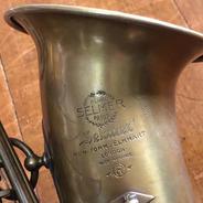 Selmer Alto Mark Vl, Top De Linha Da Selmer Serial 100k 1962