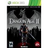 Dragon Age 2 - Bioware Signature Edition -xbox 360