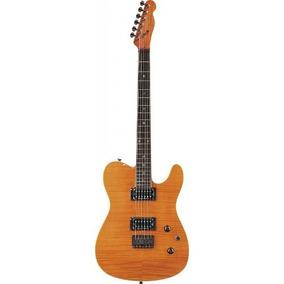 Guitarra Fender Telecaster Custom Fmt Hh Special Edition Amb