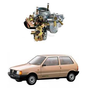Carburador Fiat Uno 1300 Weber Simples 190 Gasolina