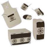 Concord | Set De Accesorios Decorativos De Cocina Caramel