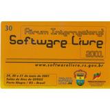 Cartão Telefônico Brasiltelecom - Forum Software Livre - Ab7