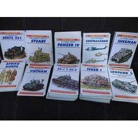 Coleccion Completa De Libros Carros De Combate,osprey