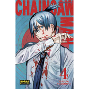 Chainsaw Man #4