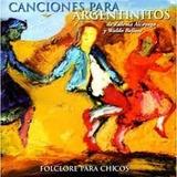 Cd Canciones Para Argentinitos Folclore Para Chicos Giro Did