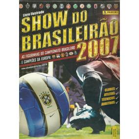 Álbum Campeonato Brasileiro 2007 [incompleto]
