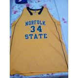 Camisa De Basquete, Russell, Amarela 34