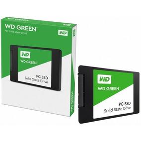 Ssd Wd Green 240gb 2.5 Disco Estado Sólido