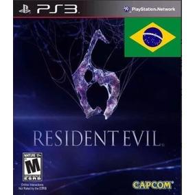 Resident Evil 6 Ps3 - Psn - Legendas Pt/ Br Enviamos Hoje