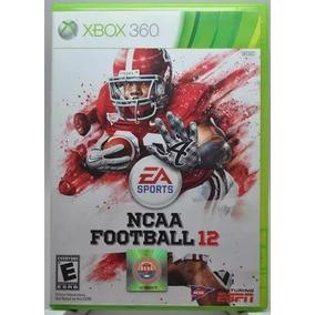 Ncaa Football 12 Para Xbox 360