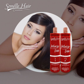 Kit Progressiva Profissional Garanta Hoje Semelle Hair