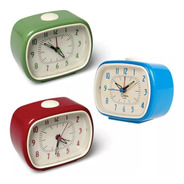 Reloj Despertador Retro Up Clock Vintage Alarma