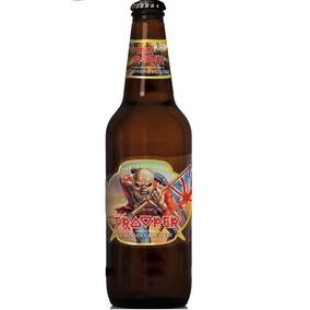 Cerveza Iron Maiden Trooper. Importada