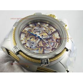 Relógio Invicta Masculino 14427 Bolt Zeus Skeleton Caixa E39
