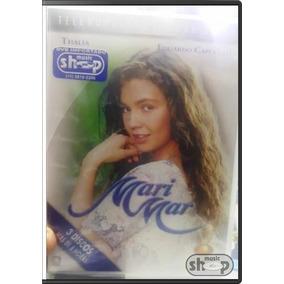 Thalia Mari Mar (3dvds) - Novo Lacrado Original