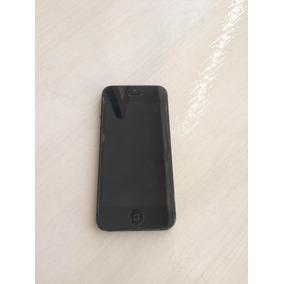 Iphone 5 Negro 16gb
