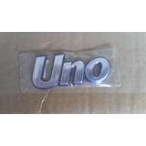 Emblema Uno Para Fiat