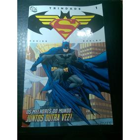 Hq Revista Dc Comics Trindade Nº 1 Panini 2009