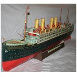 Titanic Y Cecilie Anleitung (modelos De Papel Para Armar)