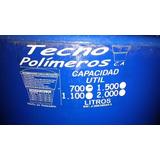 Tanque De Agua Cónico 700 Litros Tecnopolímeros