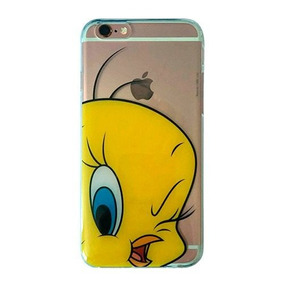 d69c90e62f8 Carcasa Para Iphone 6 / 6s Looney Tunes Tweety Piolin · $ 9.990
