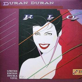 Duran Duran - Rio - Vinilo Lp - (nuevo/sellado)