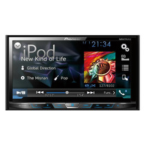 Reproductor Pioneer Avh-x5750bt Cd Mp3 Usb Mixtrax Bluetooth