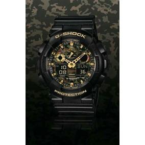 Reloj Gshock Camuflaje