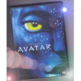 Avatar James Cameron Dvd Original Zona 4 V Crespo Tacataca