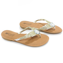 Rasteirinha Zariff Shoes Pedras Cp298| Zariff