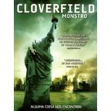 Dvd Cloverfield O Monstro J J Abrams Original