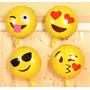 Globos Metalizados 18 P Emoji Emoticones Mayor Y Detal Helio